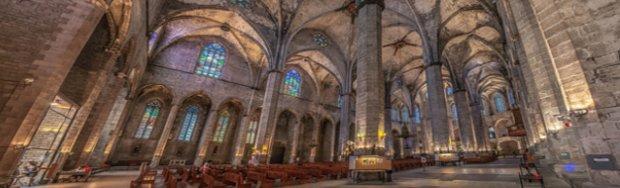 Basilique Santa María del Mar