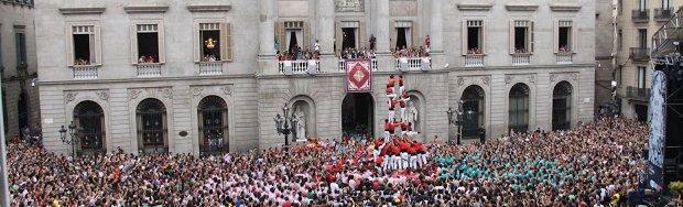 Het plein van Sant Jaume