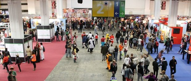 Evento Mobile alla Fiera di Barcellona