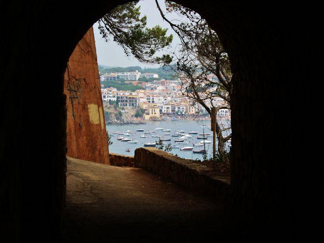 Tunnel Camino de Ronda