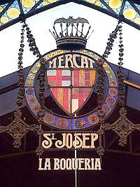 A Sant Josep Boqueria pica
