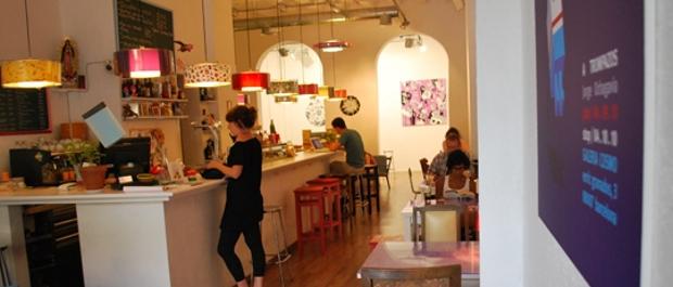Cosmo café & galería