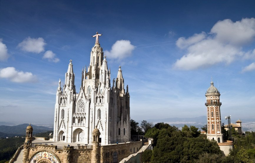 Sagrat Cor Tibidabo